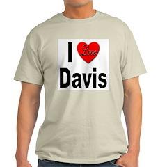 I Love Davis T-Shirt