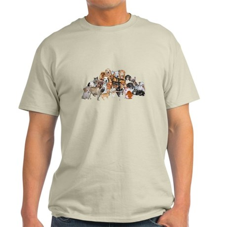 Other Dogs and Cats Light T-Shirt
