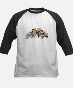Other Dogs and Cats Kids Baseball Jersey