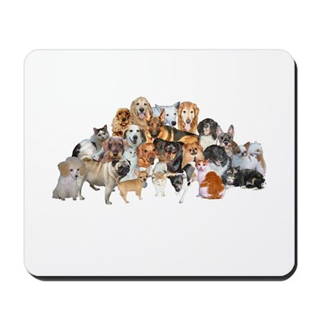 Other Dogs and Cats Mousepad