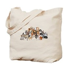 Other Dogs and Cats Tote Bag