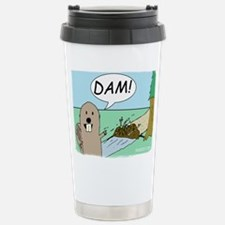 Cute Dam Travel Mug