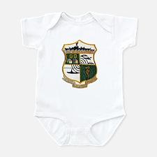 USS EUGENE A. GREENE Infant Bodysuit