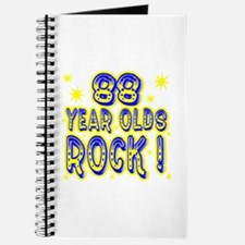 88 Year Olds Rock ! Journal