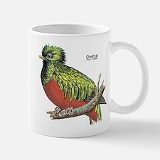 Quetzal Rain Forest Bird Mug