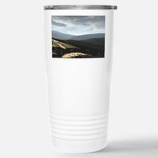 Cute Landscape painter Travel Mug
