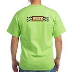 MVSCC Logo Neon Green T-Shirt