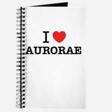 I Love AURORAE Journal