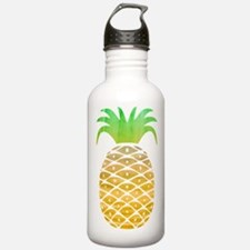 Colorful Pineapple Water Bottle