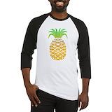 Pineapple Long Sleeve T Shirts