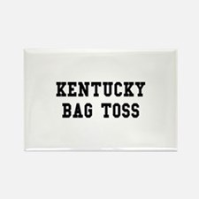 Kentucky Bag Toss Rectangle Magnet