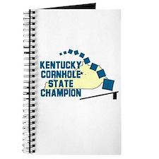 Kentucky Cornhole State Champ Journal