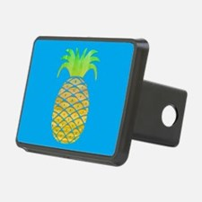Colorful Pineapple Hitch Cover