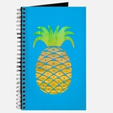 Colorful Pineapple Journal