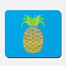 Colorful Pineapple Mousepad