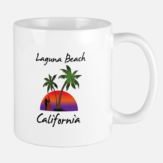 Laguna Beach California Mugs