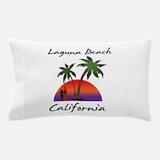Laguna Beach California Pillow Case