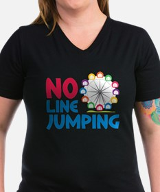 No Line Jumping T-Shirt