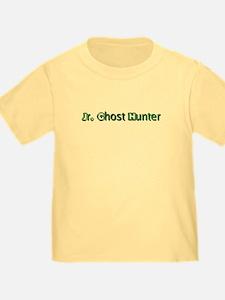Jr. Ghost Hunter T