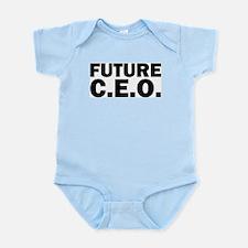 Future C.E.O. Infant Creeper