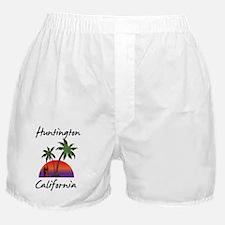 Huntington California Boxer Shorts
