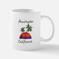 Huntington California Mugs
