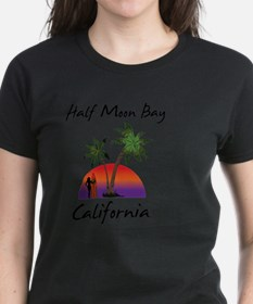 Half Moon Bay California T-Shirt