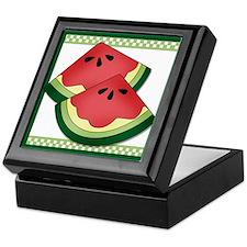 Matching Watermelon Keepsake Box