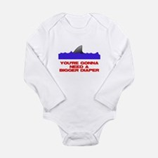 Great White Baby Body Suit