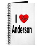 I Love Anderson Journal