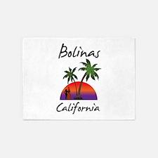 Bolinas California 5'x7'Area Rug