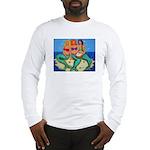 Mermaids Merbabes Beach Long Sleeve T-Shirt