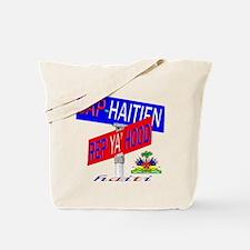 REP CAP-HATIEN Tote Bag