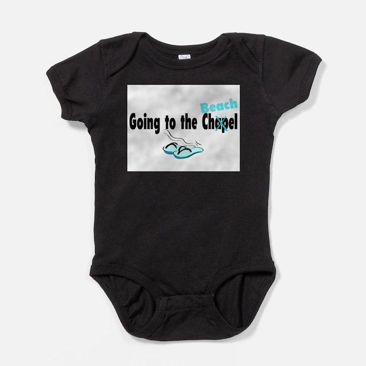 Cute Chapel Baby Bodysuit