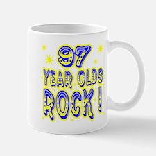 97 Year Olds Rock ! Mug