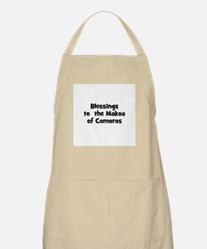 Blessings  to  the Makoa of C BBQ Apron