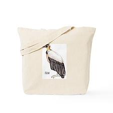 King Vulture Bird Tote Bag
