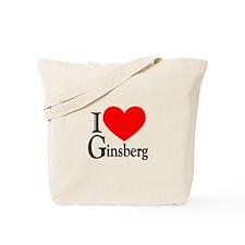Ginsberg Tote Bag