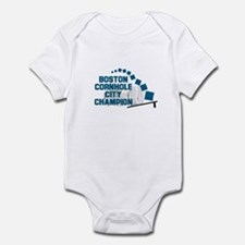 Boston Cornhole City Champion Infant Bodysuit