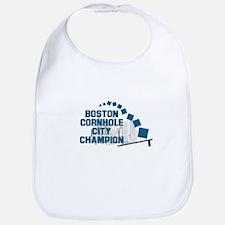 Boston Cornhole City Champion Bib