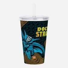 Doctor Strange Blue Acrylic Double-wall Tumbler