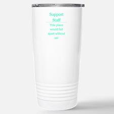 Funny Secretary day Travel Mug