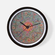 Phoenix Mandalaware Wall Clock