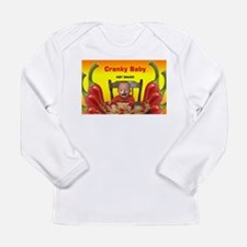 Cranky Baby Long Sleeve T-Shirt