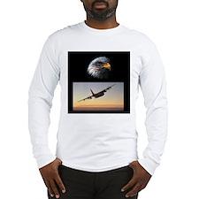 Cute Gunship Long Sleeve T-Shirt