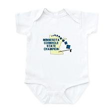 Minnesota Cornhole State Cham Infant Bodysuit