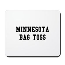 Minnesota Bag Toss Mousepad