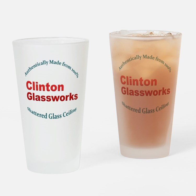Clinton Glassworks from Shattered Glass Ceiling Dr