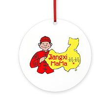 Jiangxi MaMa Ornament (Round)