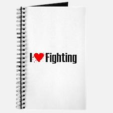 I love fighting Journal